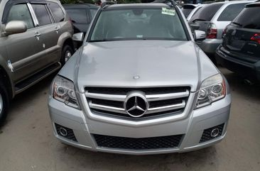 Foreign Used 2010 Mercedes Benz GLK350