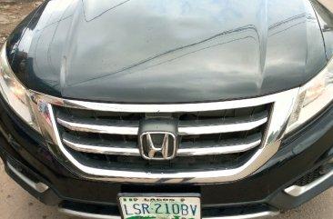 Neat Nigerian Used Honda Accord Crosstour Full Option in Lagos