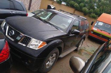 Nigerian Used Nissan Pathfinder 2004