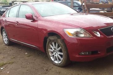 Clean Tokunbo Used Lexus GS 2006