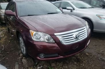 Foreign Used Toyota Avalon 2007 Model Brown for Sale