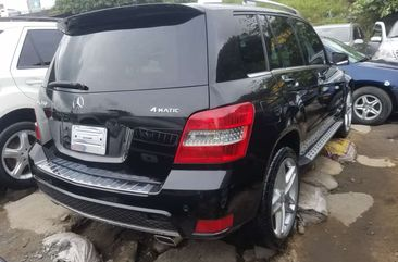 Foreign used 2012 Mercedes-Benz GLK350