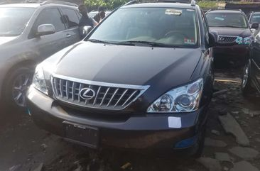 Foreign Used Lexus RX 350 2008 Model