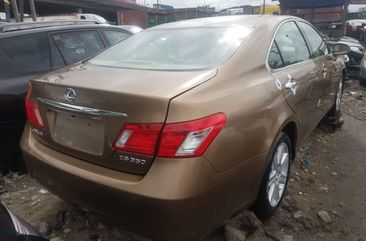 Clean Foreign Used Lexus ES 350 2008 Model for Sale