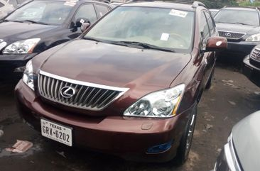Foreign Used Lexus RX 350 2008 Model in Lagos