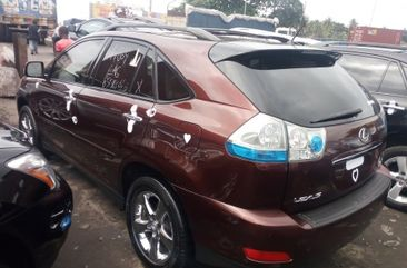 Clean Foreign Used 2008 Lexus RX 350 for sale in Lagos