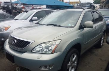 Almost New Tokunbo 2005 Lexus RX 330 Jeep in Lagos