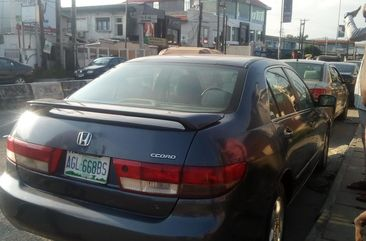 Nigerian Used Honda Accord 2004 for Sale