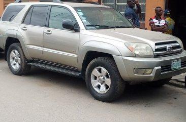 Neat Nigerian used Toyota 4Runnner 2005