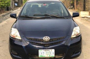 Clean Nigerian Used Toyota Yaris 2007