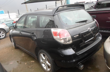Well Maintained Nigerian used Toyota Matrix XR 2005