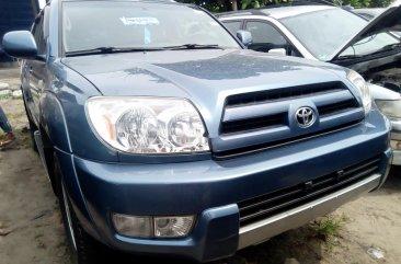 Neat Tokunbo Used  Toyota 4-Runner 2005