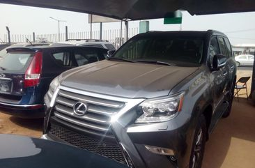 Clean Tokunbo Used Lexus GX 2017