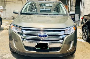 Nigerian Used Ford Edge 2012