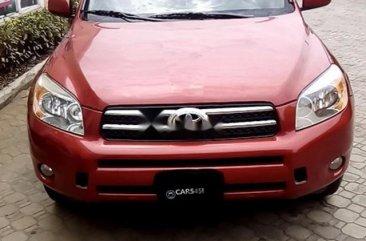 Nigerian Used 2008 Toyota RAV4