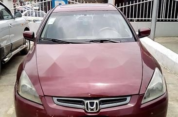 Nigerian Used Honda Accord 2005