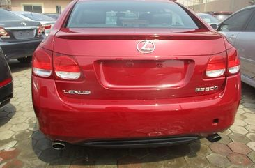 Clean Tokunbo Used 2005 Lexus GS 300 for sale in Ikeja