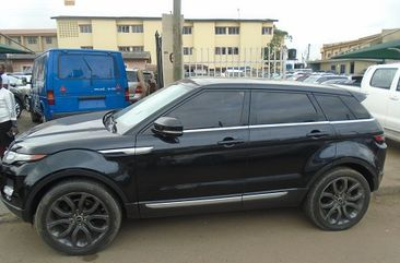 Neat Nigerian used Land Rover Range Rover Evoque 2012 Model