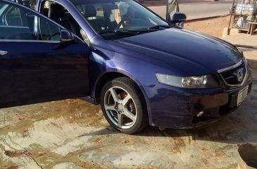 Neatly Used 2005 Honda Accord End of Discussion in Lekki