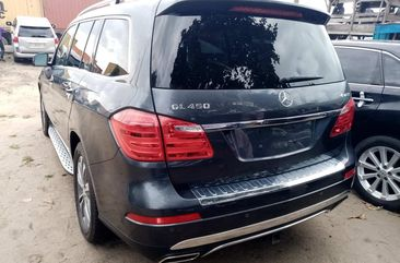 Clean Foreign Used Mercedes-Benz GL450 2014