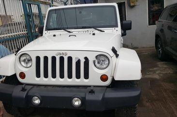 Neat Tokunbo Used Jeep Wrangler 2013