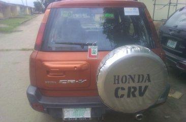 Neat Nigerian Used Honda CRV 2000