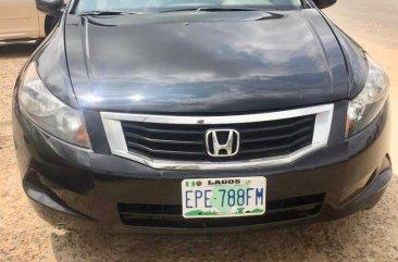 Very Affordable 2010 Honda Accord Evil Spirit in Nigeria