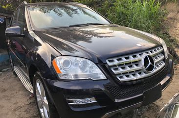 Clean Foreign Used 2010 Mercedes-Benz ML 350 4matic for Sale in Lagos