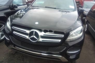 Neat Foreign used Mercedes-Benz GLE 2017