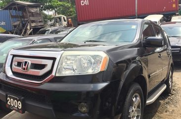 Affordable Tokunbo Honda Pilot 2009 Model SUV for sale in Lagos