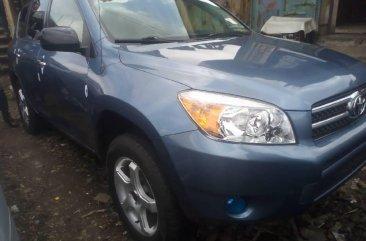 Foreign Used Toyota RAV4 2008 Model Blue