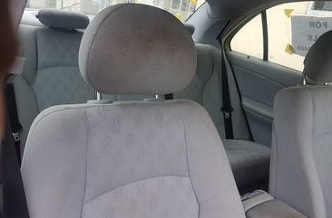 Foreign Used Mercedes-Benz C200 Blue 2003 Model