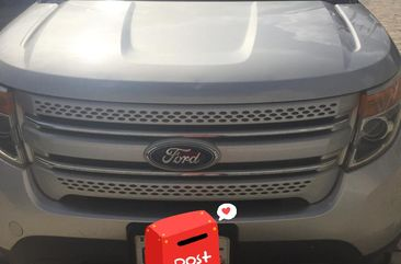 Nigerian Used Ford Explorer 2013 Model for Sale in Lagos