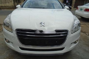 Foreign Used Peugeot 508 2012 Model White