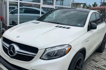 Super Clean Foreign used Mercedes-Benz GLE 2017