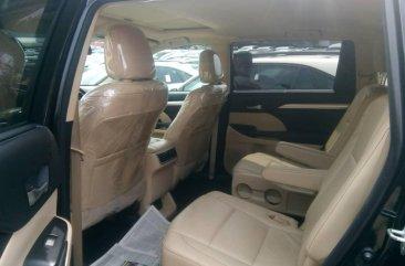 Tokunbo Toyota Highlander SUV 2012 Model for Sale in Lagos