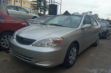 Tokunbo 2003 Model Toyota Camry Silver