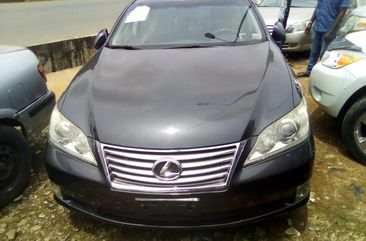Foreign Used Lexus 350 ES 2010 Model Black for Sale