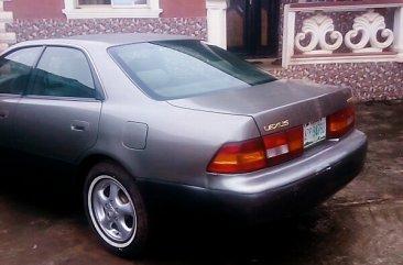 Nigeria Used American Spec Lexus ES300 2001 Model for Sale