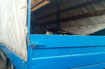 White Foreign Used 1996 Mercedes Benz 814 Truck for Sale