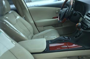 Black Foreign Used Lexus 350 RX 2011 Model for Sale