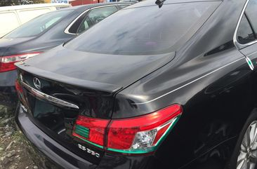 Black Foreign Used Lexus 350 ES 2010 Model for Sale