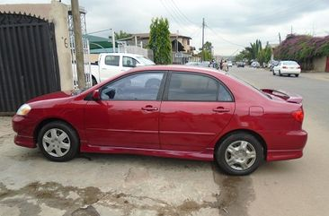 Foreign Used Toyota Corolla 2004 Model for Sale in Ikeja