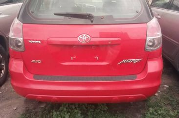 Foreign used 2006 Toyota Matrix