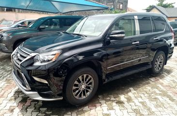 Foreign used 2017 lexus gx460