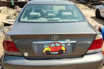 Grey 2004 Nigeria Used Toyota Camry for Sale in Lagos
