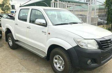 Foreign used 2010 Toyota Hilux