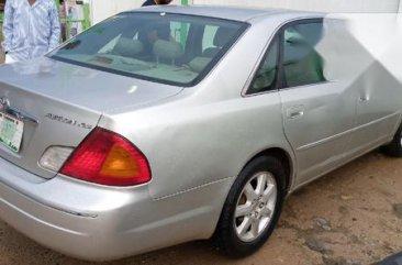 Very Clean Nigerian used Toyota Avalon 2004 XL Silver