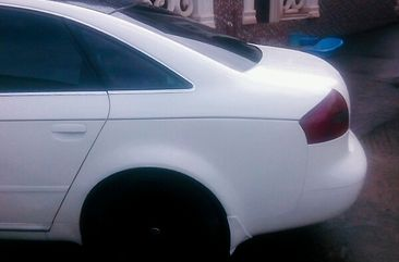 Audi A6 2004 Nigerian Used  White Sedan