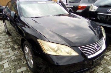 Used Lexus ES 350 Black Foreign Used 2007 Model